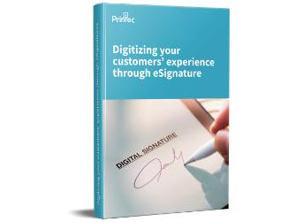 ebook digitizing customer experience with esignature