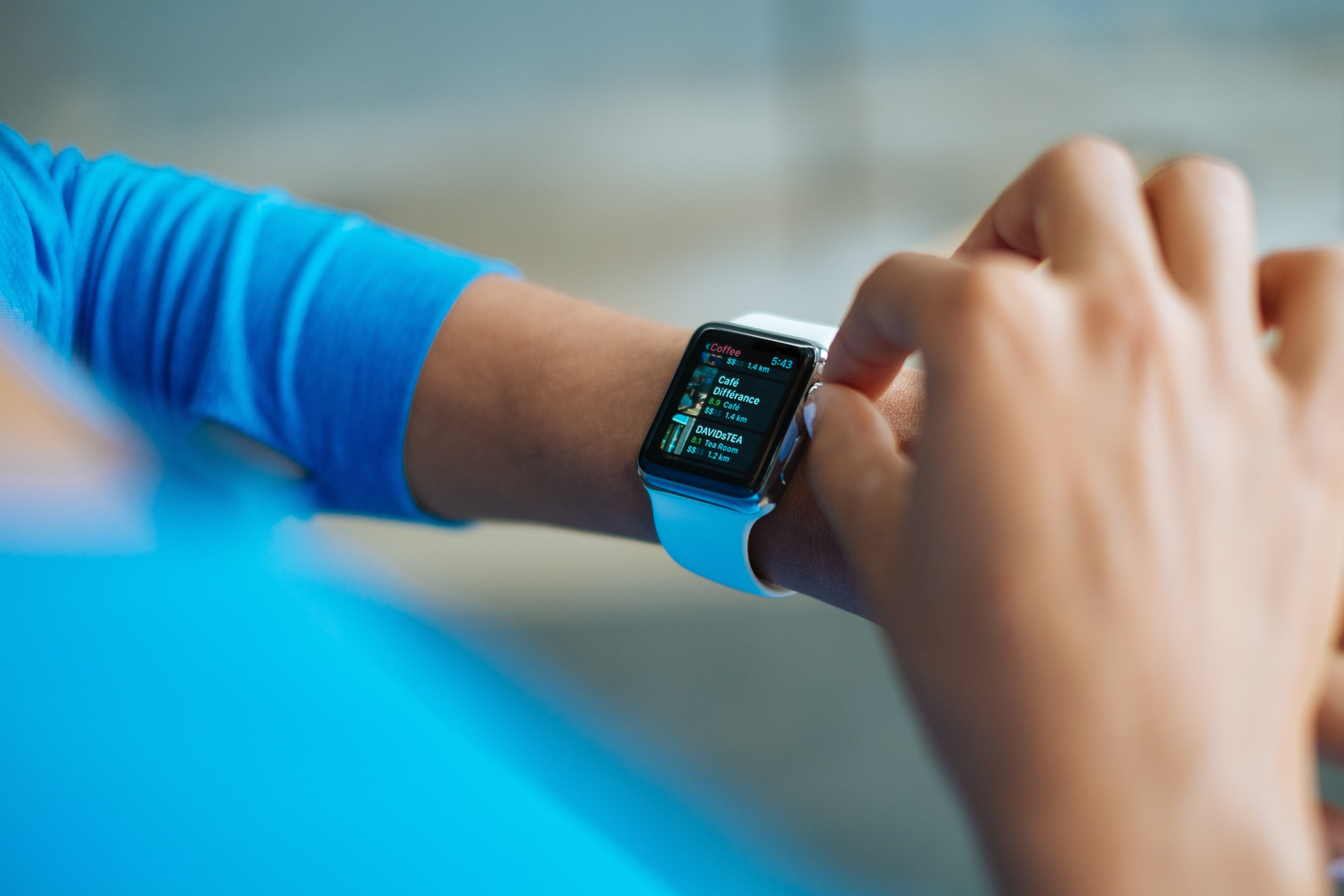 wearable payments