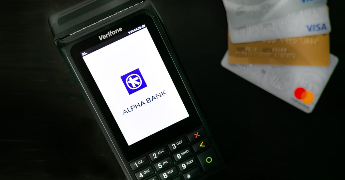alpha bank and printec eft-pos